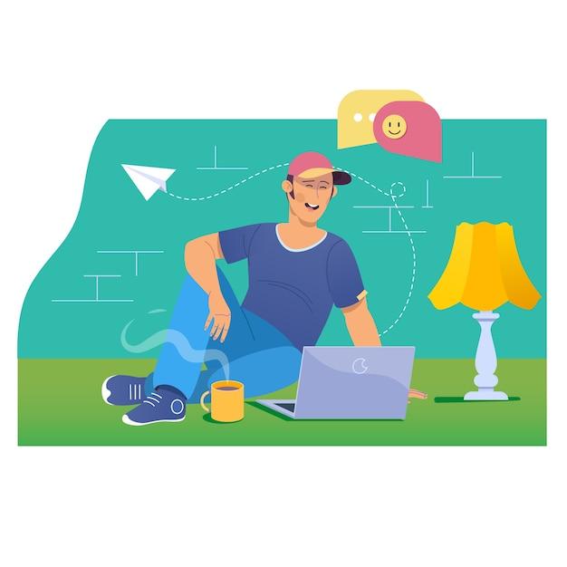Online chating og dating