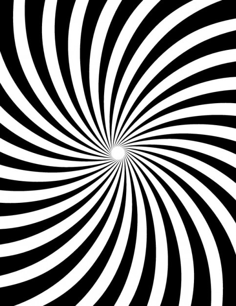 What Is Radial Balance In Art: Optic Radial Background Vector