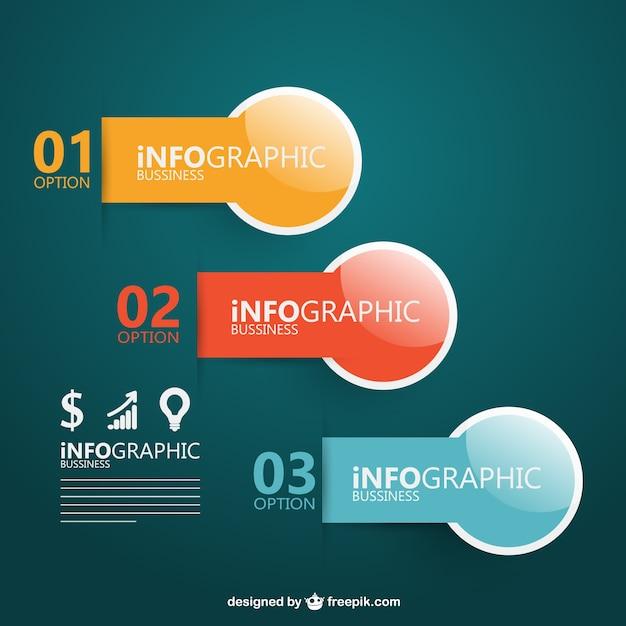 Money goal infographic design Vector | Free Download