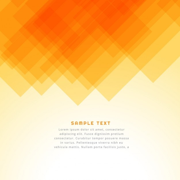 Orange Vector Background Orange abstract backgr...
