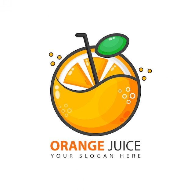 premium vector orange juice logo design https www freepik com profile preagreement getstarted 9248904