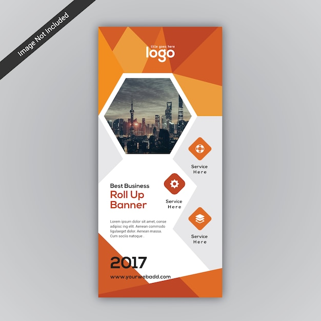 Roll Up Banner Vectors, Photos and PSD files | Free Download