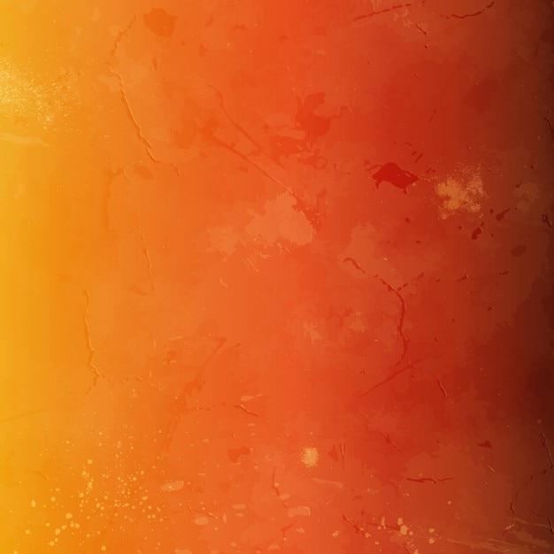 Orange textured background Vector | Free Download