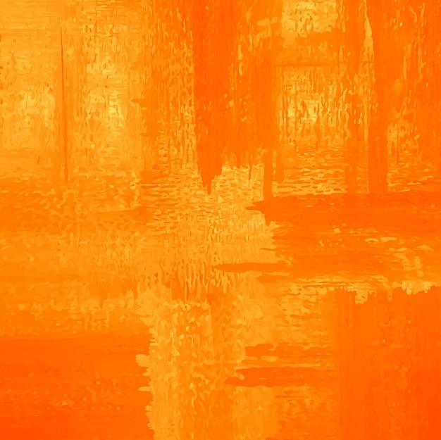 Burnt Orange Water Color Paint