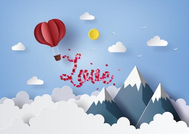 Origami Hot-Air Balloon (Jason Lin) - YouTube   443x626
