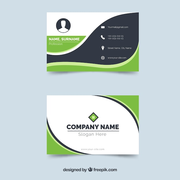 Name card design selol ink name card design reheart Choice Image