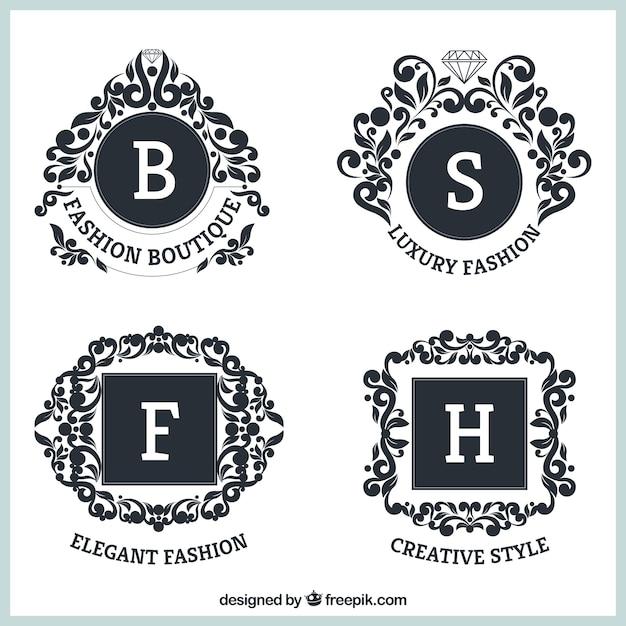 fashion logos