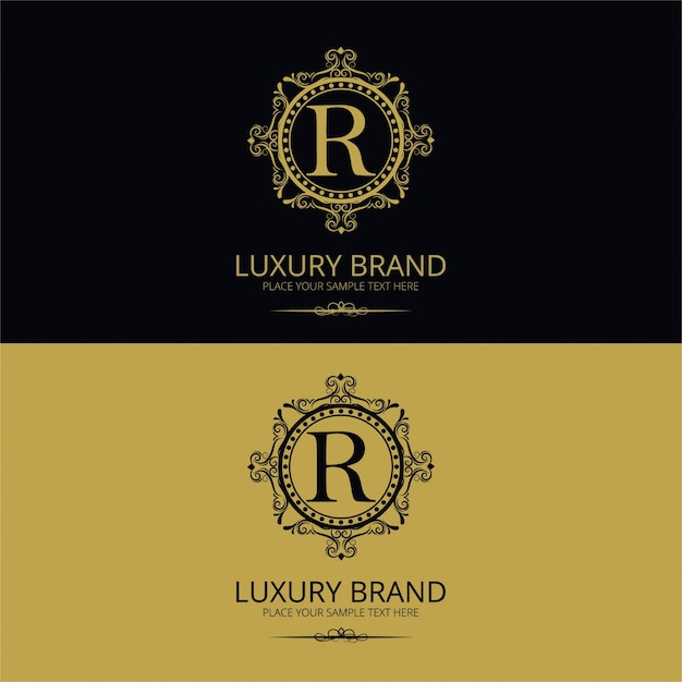 Ornamental luxury letter r logo vector free download ornamental luxury letter r logo free vector spiritdancerdesigns Gallery