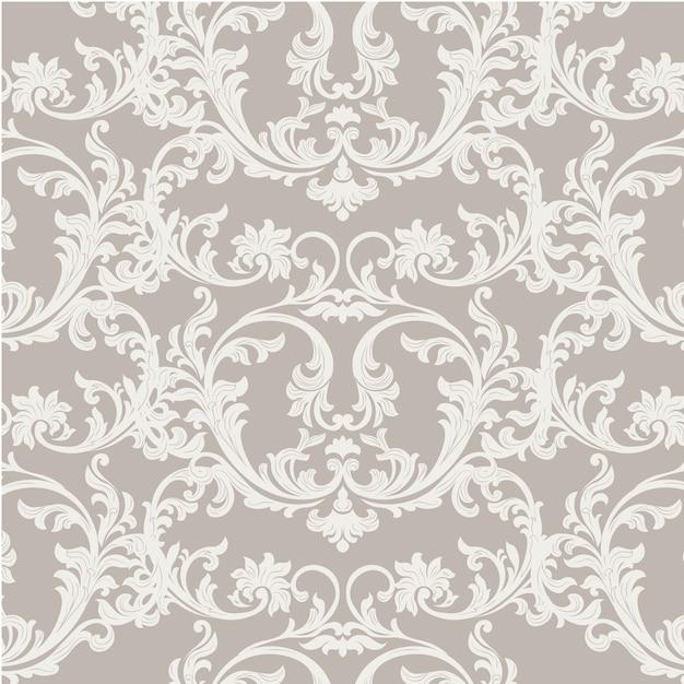 ornamental pattern elegant background vector free download