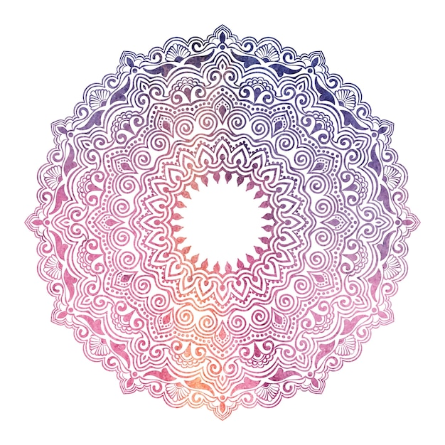 Декоративные кружевные кружева с дамасской и арабеской элементами Бесплатные векторы