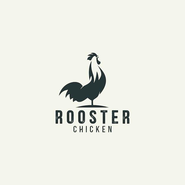 Osterシルエットロゴ Premiumベクター