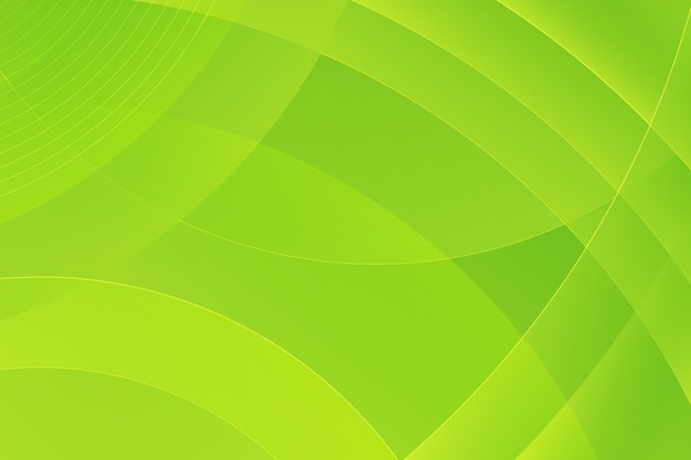 Overlapping forms background Free Vector