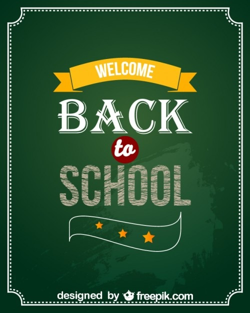 back to school vector - photo #18