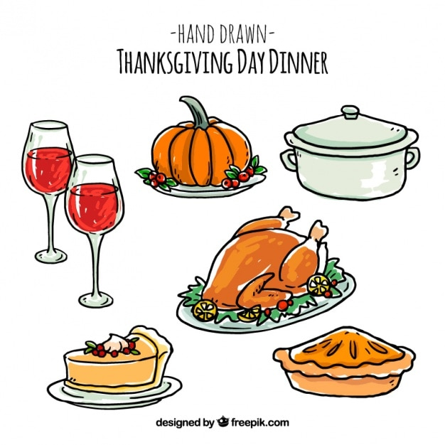 nice thanksgiving dinner menu