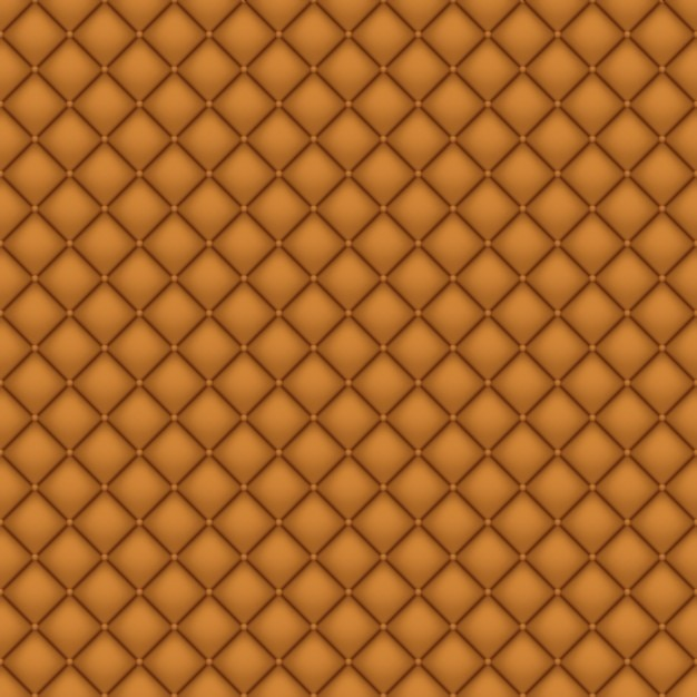 Padding upholstery background Free Vector