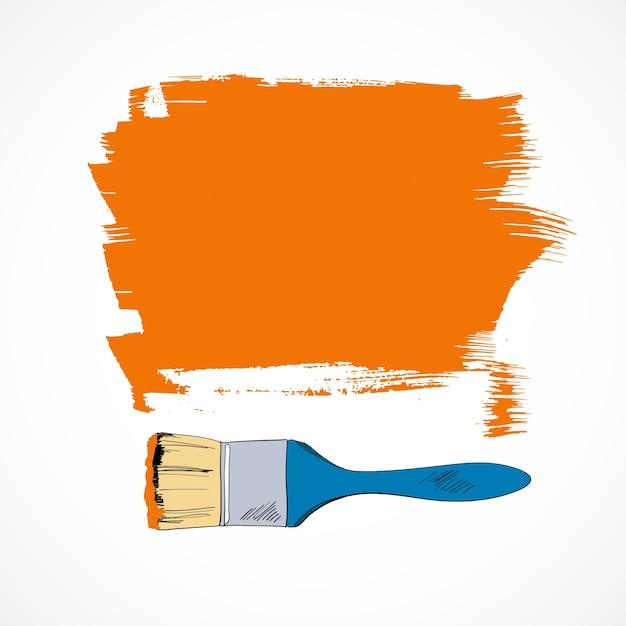 Paintbrush Vector | Free Download
