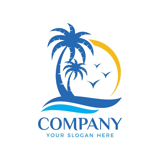 Premium Vector Palm Tree Logo Find & download free graphic resources for palm tree. https www freepik com profile preagreement getstarted 1809175
