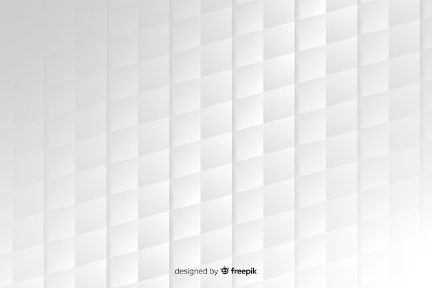 Paper geometric style background Free Vector