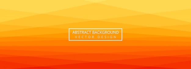 抽象的なカラフルなpapercutバナーテンプレートデザイン 無料ベクター