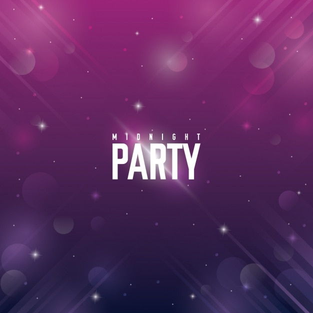 Party background design Vector | Free Download