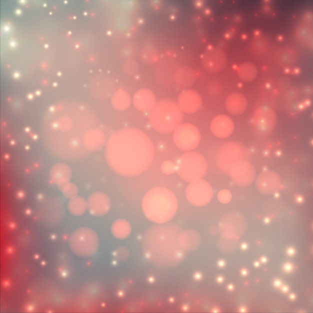 Party celebration background with lighting effect Free Vector