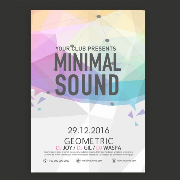 Event Poster Vectors Photos and PSD files – Event Templates Free