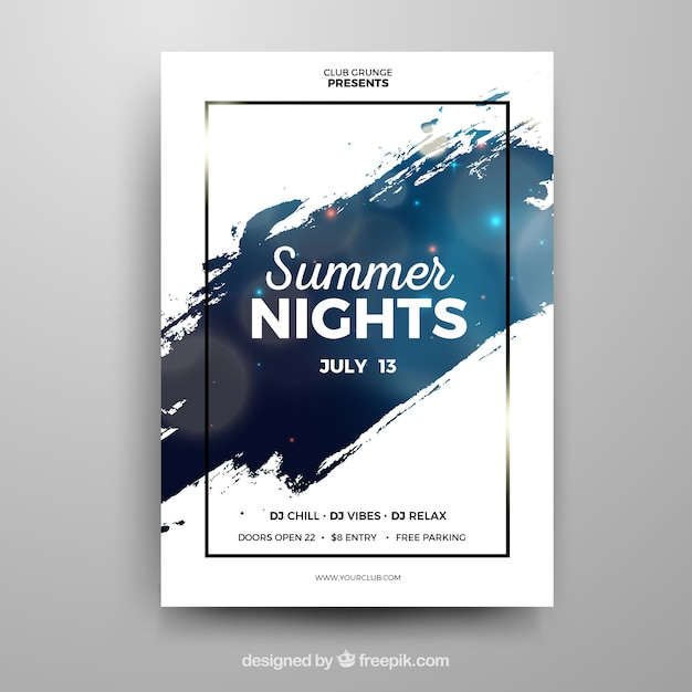 Event Poster Vectors, Photos And PSD Files