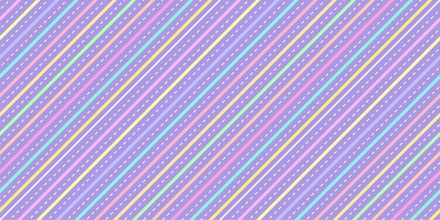 Pastel diagonal stripes backgound Free Vector