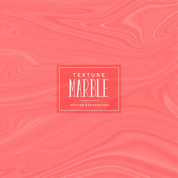 Pastel red marble texture background Free Vector