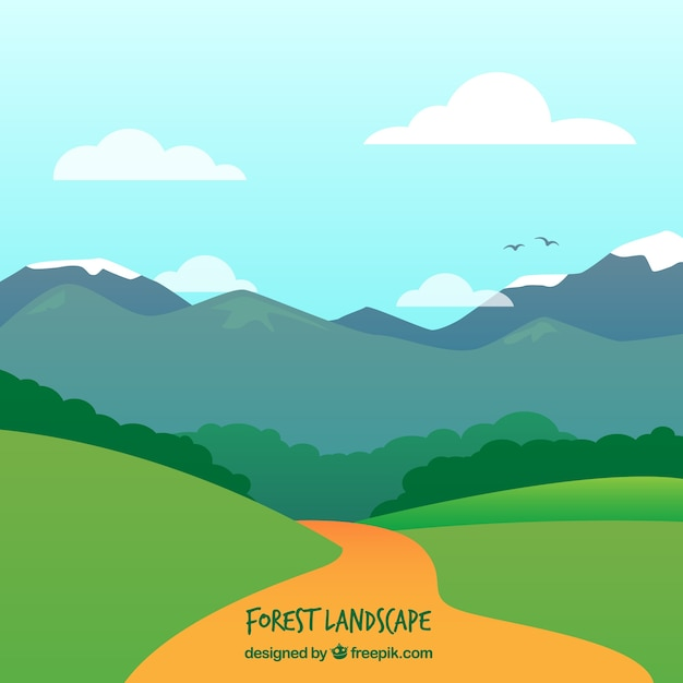 Hill Vectors Photos And Psd Files Free Download