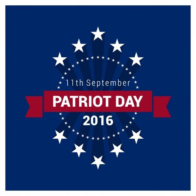 Patriot Day 2016 Vector | Free Download