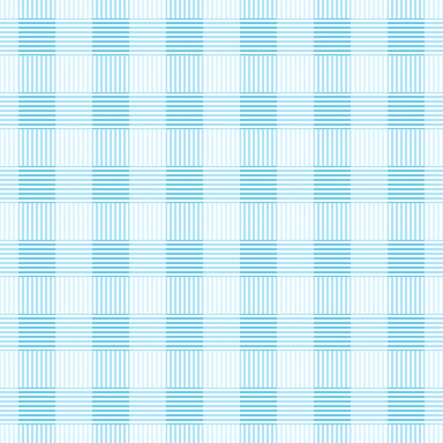 Pattern seamless stripe vertical and horizontal Premium Vector