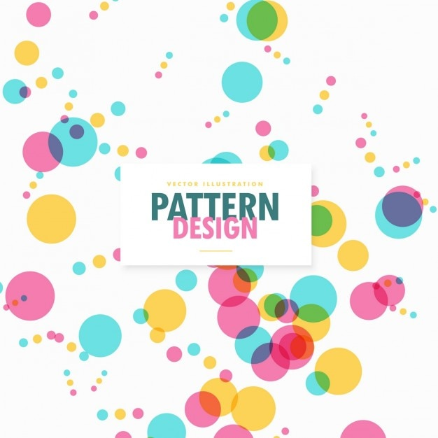colorful dots patterns vector - photo #29