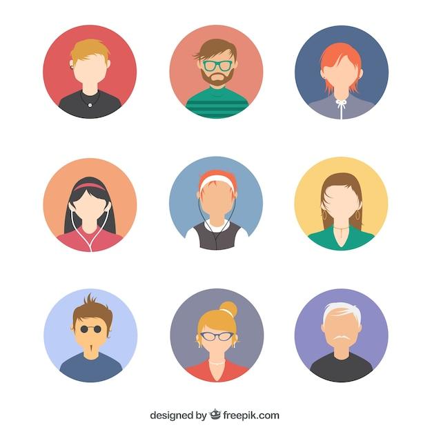 People avatars pack