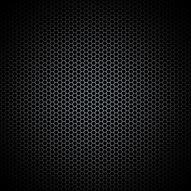 Perforated Sheet Metal Dark Metal Texture Steel