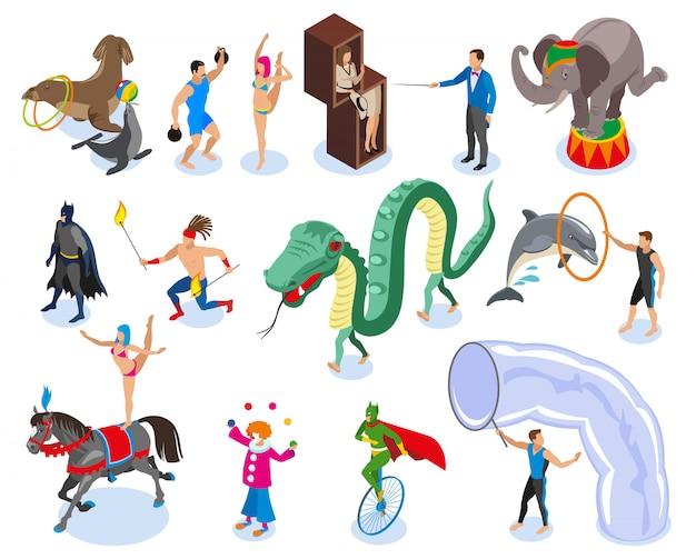 Исполнители и развлекательные иконки set Бесплатные векторы
