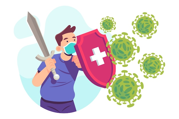 Combating The Coronavirus Prior