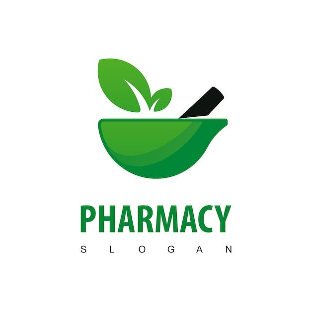 Pharmacy logo Premium Vector