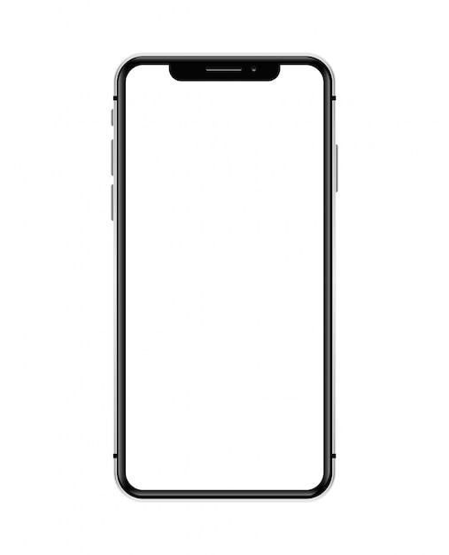 Phone, mobile, smartphone mockup Premium Vector