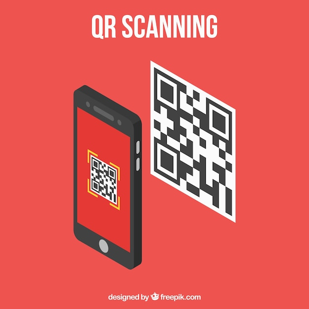 how to scan qr codes to download iphone apps