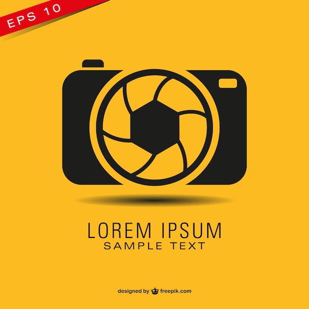 Photo camera Vector | Free Download