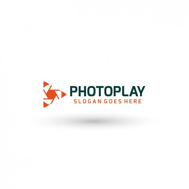 Photo Company Logo Template