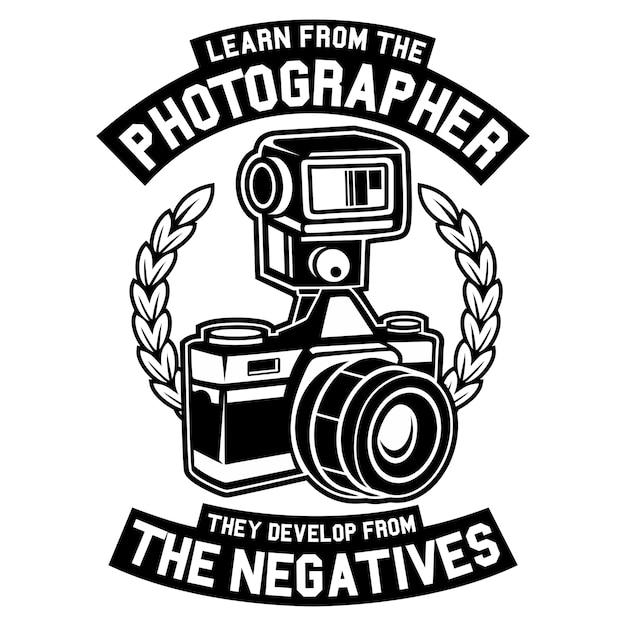 Photographer Premium Vector