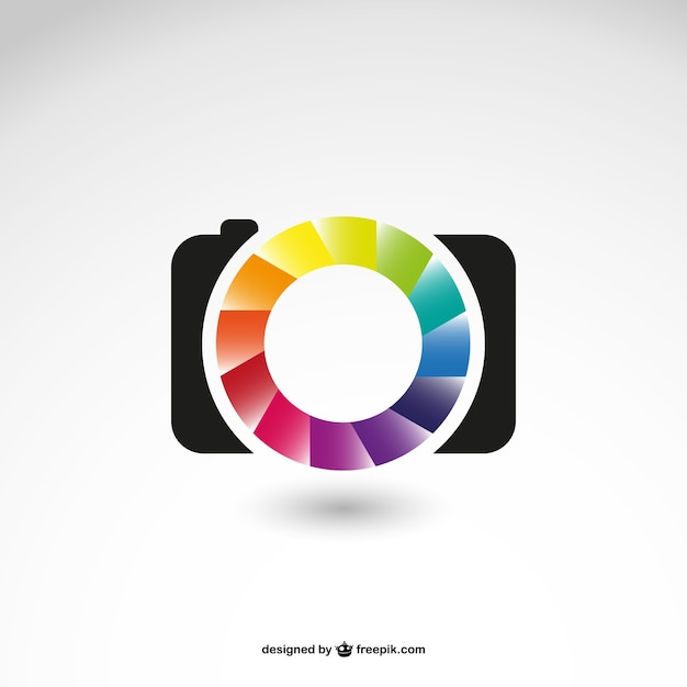 Fabuleux Photography business logo icon Vector | Free Download DE44