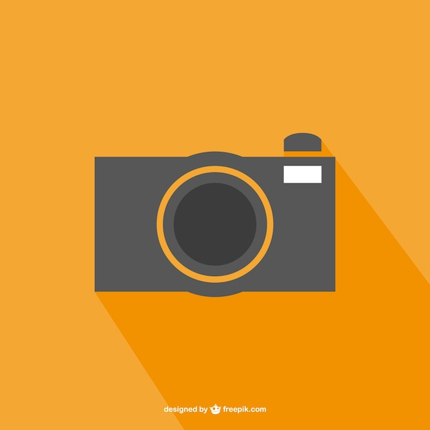 Photography camera icon Vector | Free Download