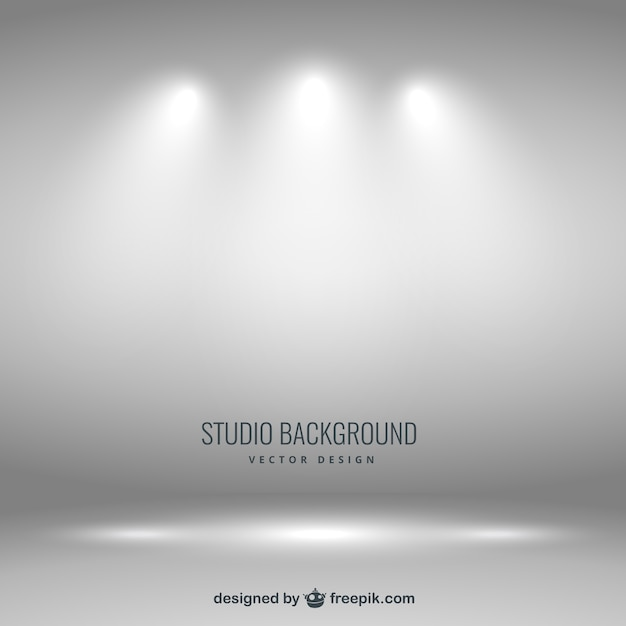 Photography Studio Background Free Vector