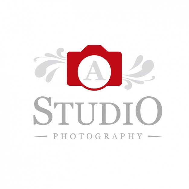 photography studio logo vector free download