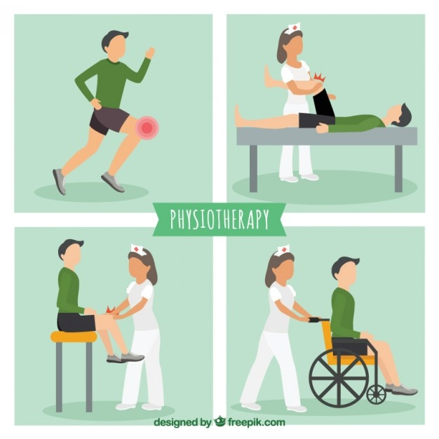 physiotherapy situations vector free download wheelchair clipart equal housing wheelchair clipart line drawing
