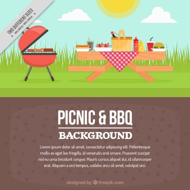 church picnic background - photo #8