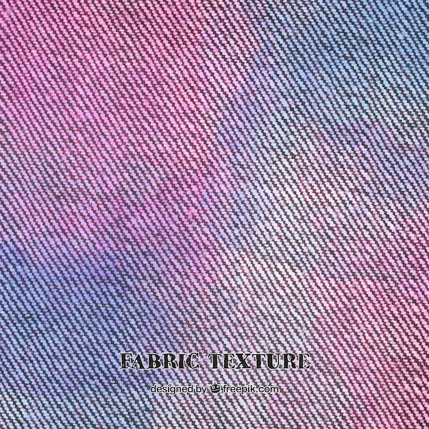 Pink and blue fabric texture Vector | Free Download
